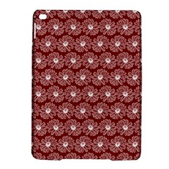 Gerbera Daisy Vector Tile Pattern Ipad Air 2 Hardshell Cases