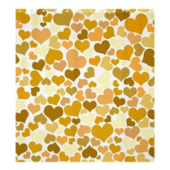 Heart 2014 0904 Shower Curtain 66  x 72  (Large)