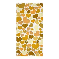 Heart 2014 0904 Shower Curtain 36  x 72  (Stall)