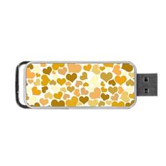Heart 2014 0904 Portable USB Flash (One Side)