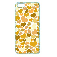 Heart 2014 0904 Apple Seamless Iphone 5 Case (color)
