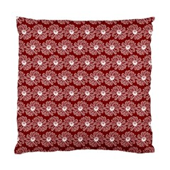 Gerbera Daisy Vector Tile Pattern Standard Cushion Cases (two Sides)