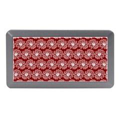 Gerbera Daisy Vector Tile Pattern Memory Card Reader (Mini)
