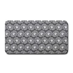 Gerbera Daisy Vector Tile Pattern Medium Bar Mats