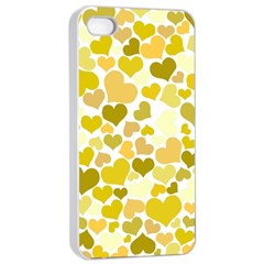 Heart 2014 0905 Apple iPhone 4/4s Seamless Case (White)