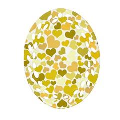 Heart 2014 0905 Ornament (Oval Filigree)