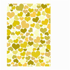Heart 2014 0905 Small Garden Flag (Two Sides)