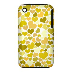 Heart 2014 0905 Apple Iphone 3g/3gs Hardshell Case (pc+silicone)