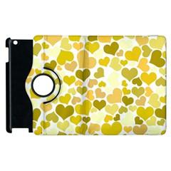 Heart 2014 0905 Apple Ipad 2 Flip 360 Case