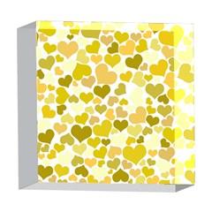 Heart 2014 0905 5  x 5  Acrylic Photo Blocks