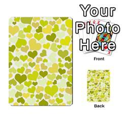 Heart 2014 0906 Multi Purpose Cards (rectangle)