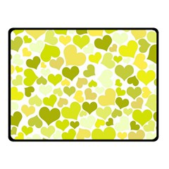 Heart 2014 0906 Fleece Blanket (Small)