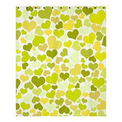 Heart 2014 0906 Shower Curtain 60  x 72  (Medium)
