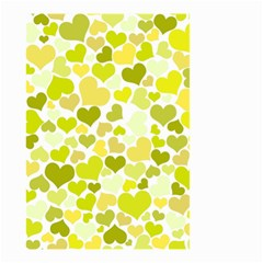 Heart 2014 0906 Small Garden Flag (Two Sides)