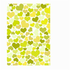 Heart 2014 0906 Large Garden Flag (Two Sides)