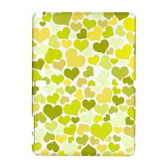 Heart 2014 0906 Samsung Galaxy Note 10 1 (p600) Hardshell Case