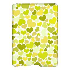 Heart 2014 0906 Samsung Galaxy Tab S (10.5 ) Hardshell Case