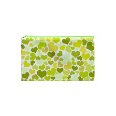 Heart 2014 0906 Cosmetic Bag (XS)