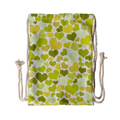 Heart 2014 0906 Drawstring Bag (Small)