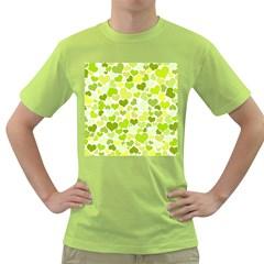 Heart 2014 0907 Green T Shirt