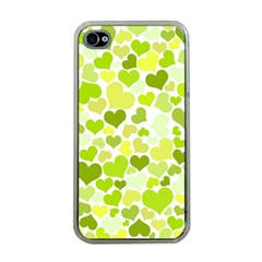 Heart 2014 0907 Apple Iphone 4 Case (clear)