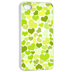 Heart 2014 0907 Apple iPhone 4/4s Seamless Case (White)