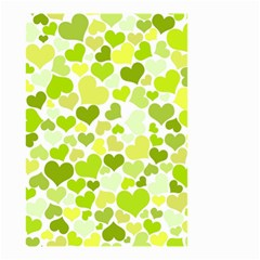 Heart 2014 0907 Small Garden Flag (Two Sides)