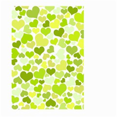 Heart 2014 0907 Large Garden Flag (two Sides)