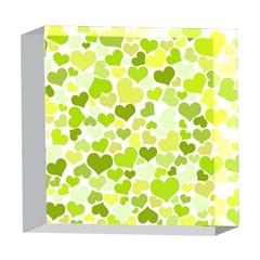 Heart 2014 0907 5  x 5  Acrylic Photo Blocks