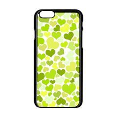 Heart 2014 0907 Apple Iphone 6 Black Enamel Case