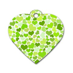 Heart 2014 0908 Dog Tag Heart (one Side)