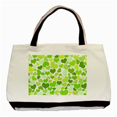 Heart 2014 0908 Basic Tote Bag (two Sides)