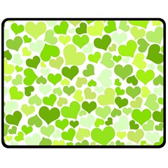 Heart 2014 0908 Fleece Blanket (Medium)