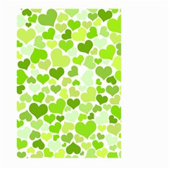 Heart 2014 0908 Large Garden Flag (Two Sides)