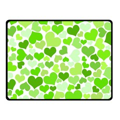 Heart 2014 0909 Fleece Blanket (Small)