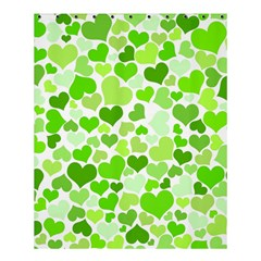 Heart 2014 0909 Shower Curtain 60  X 72  (medium)