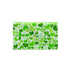 Heart 2014 0909 Cosmetic Bag (xs)