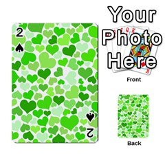 Heart 2014 0910 Playing Cards 54 Designs