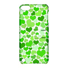 Heart 2014 0910 Apple Ipod Touch 5 Hardshell Case With Stand