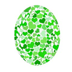 Heart 2014 0911 Ornament (oval Filigree)