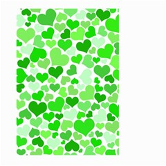 Heart 2014 0911 Large Garden Flag (Two Sides)