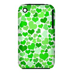 Heart 2014 0911 Apple Iphone 3g/3gs Hardshell Case (pc+silicone)