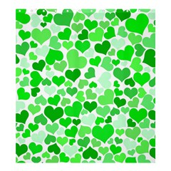Heart 2014 0912 Shower Curtain 66  X 72  (large)