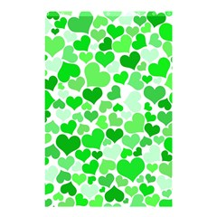 Heart 2014 0912 Shower Curtain 48  X 72  (small)