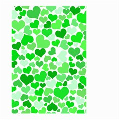 Heart 2014 0912 Small Garden Flag (two Sides)
