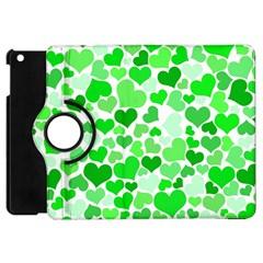 Heart 2014 0912 Apple Ipad Mini Flip 360 Case