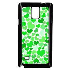 Heart 2014 0912 Samsung Galaxy Note 4 Case (black)