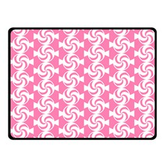 Cute Candy Illustration Pattern For Kids And Kids At Heart Fleece Blanket (small)