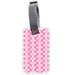 Cute Candy Illustration Pattern For Kids And Kids At Heart Luggage Tags (one Side)