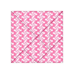 Cute Candy Illustration Pattern For Kids And Kids At Heart Acrylic Tangram Puzzle (4  x 4 )